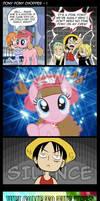 Drum Island - Pony Pony Chopper 1 by JaredofArt