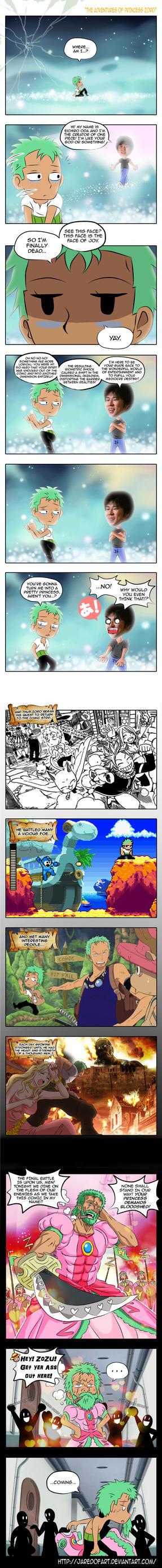 25..26..? Umm... - The Adventures of Princess Zoro by JaredofArt