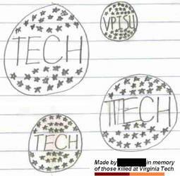 Tech Memorial Badge Designs by RustyNormandale