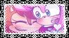 Sally x Amy Stamp by Sammi-Sprinkles
