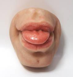 mini mouth front by Jengabean