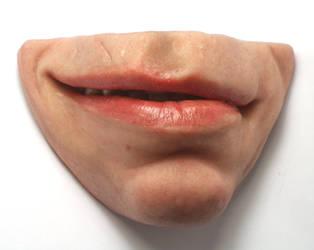 Macro Mouth - front by Jengabean