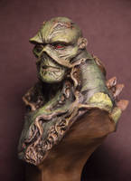 Swamp Thing (3/4) by Jengabean