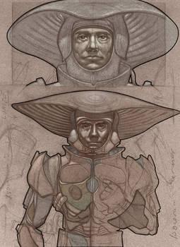archon sketches