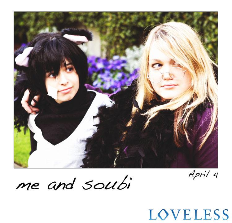 Loveless- Memories of April by FightingDreamersPro