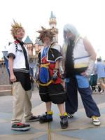 Kingdom Hearts in Disneyland by FightingDreamersPro