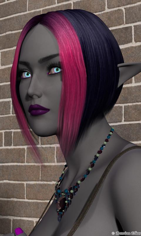 Chloe by Rogue7