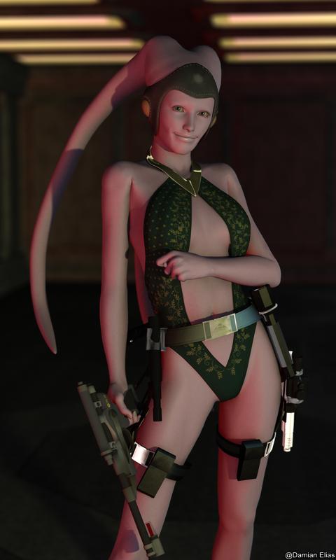 Twi'lek by Rogue7