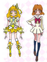 Heartcatch Pretty Cure OC by Anime1423