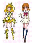 Heartcatch Pretty Cure OC