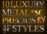 10 Luxury Metal Styles