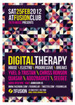 Minimal Colourful Party Flyer