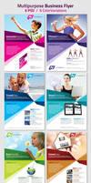 Multipurpose Business Flyer, Magazine Ad