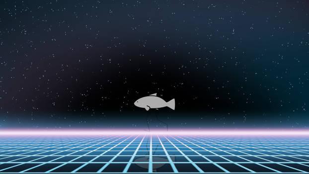 Fishleg Studio wallpaper - Rock the 80's (Clean)