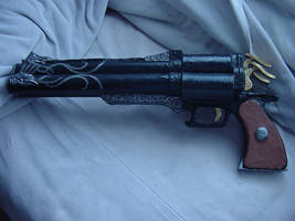 Vincent Valentine Cerberus Gun by 6-fingers