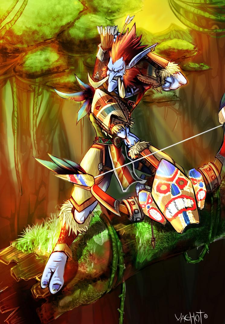 Troll hunter - Vaghot by vaghot