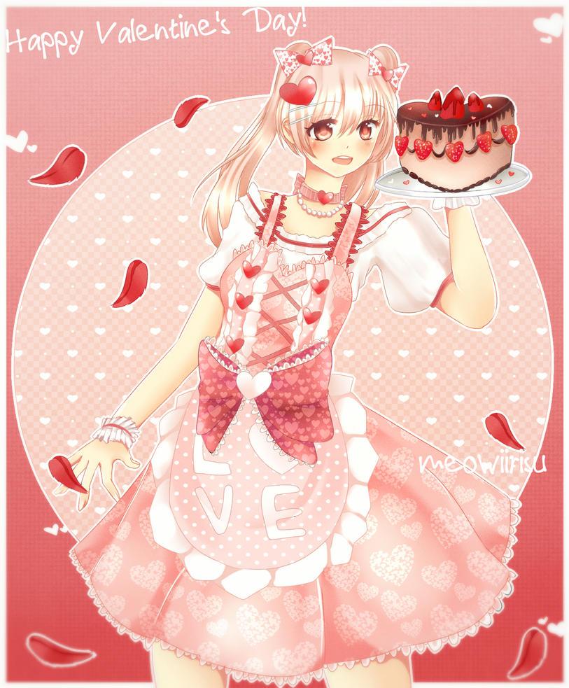Happy Valentine's Day!! by MeowiiRisu