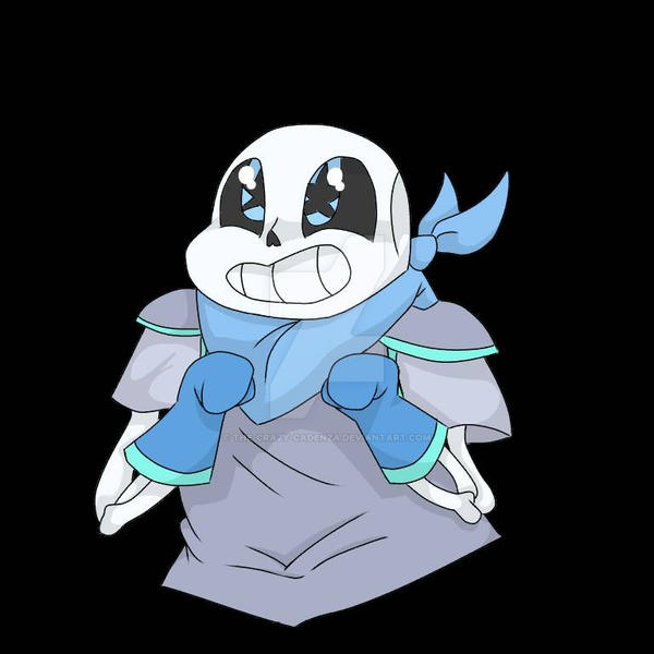 Blueberry Sans! by The-Crazy-Cadenza