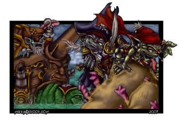 goblin pirates