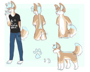 Auction - Anthro/Feral ::CLOSED:: by Questioning-Clouds