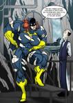 Batgirl buff
