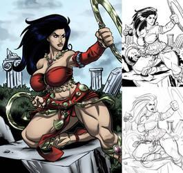 Highlander - Commission