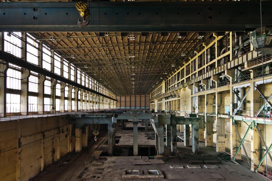 Kraftwerk by soho42