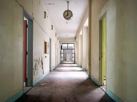 Abandoned hospital by soho42