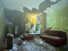 Abandoned house by soho42