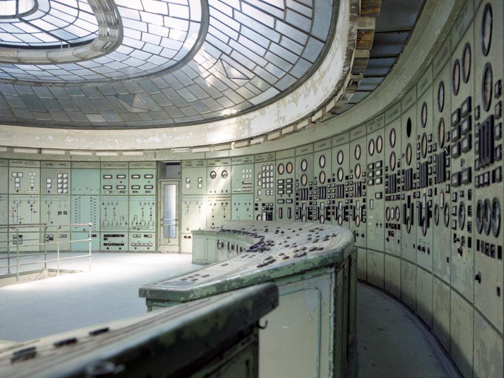 Control room by soho42