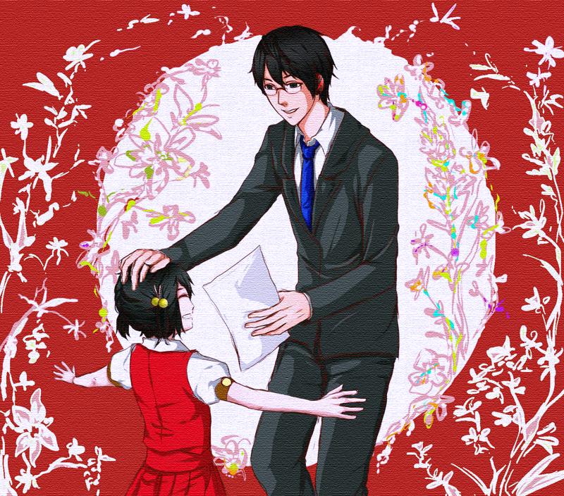 Vocaloid - Kaai Yuki and Kiyoteru Hiyama by WinnieKey777
