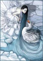 Swan by laura-csajagi