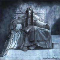necro warrior by laura-csajagi