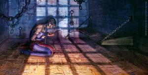 Ravenn in jail