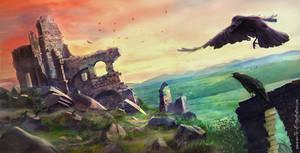 Ruins by laura-csajagi