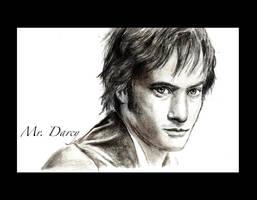 Fitzwilliam Darcy by dievegge