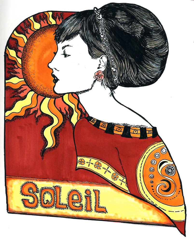 Madame Soleil by dievegge