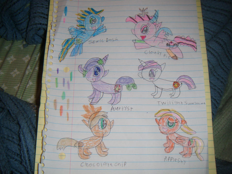MLP FIM: Next Generation by SuperSmashCynderLum