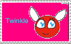 Twinkle stamp by SuperSmashCynderLum