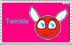 Twinkle stamp by SuperSmashCynderLum