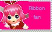 ribbon stamp by SuperSmashCynderLum