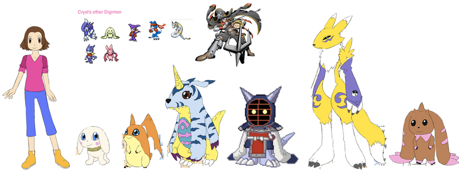 Digimon Crossover Archive  FanFiction