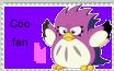 Coo stamp by SuperSmashCynderLum