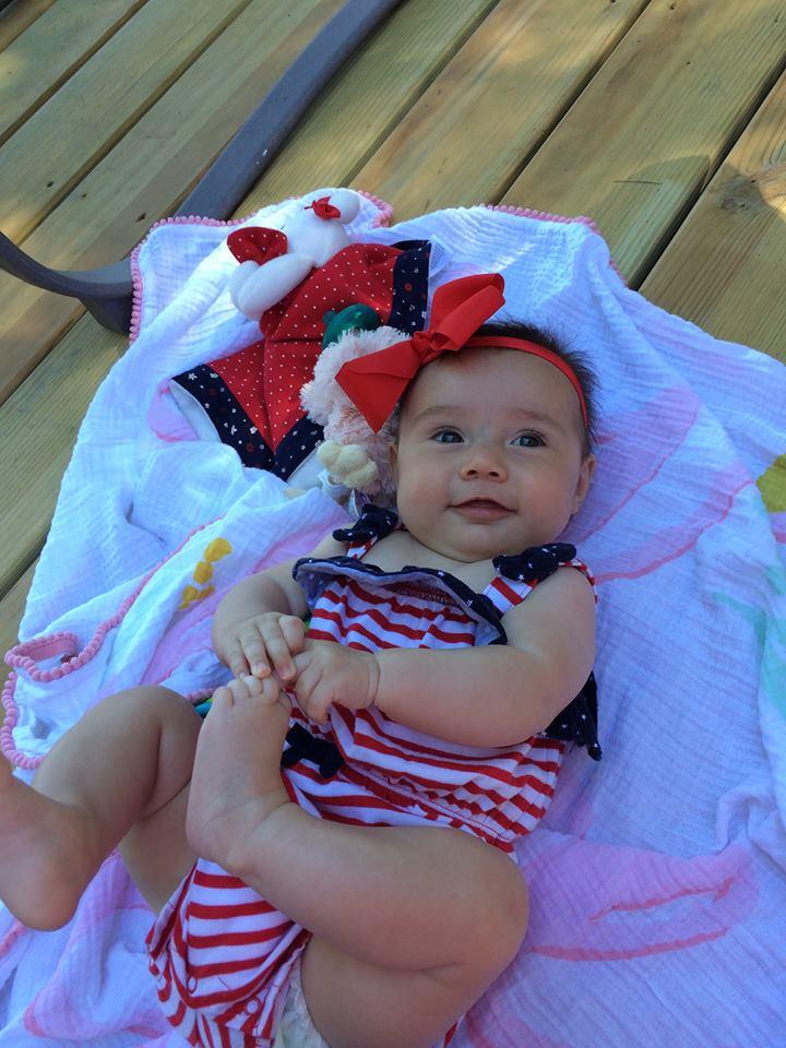Baby Delaney by SuperSmashCynderLum