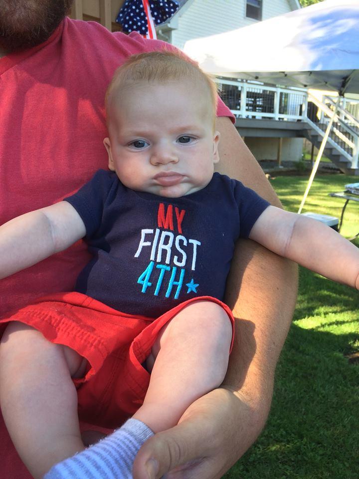 Baby Brady by SuperSmashCynderLum