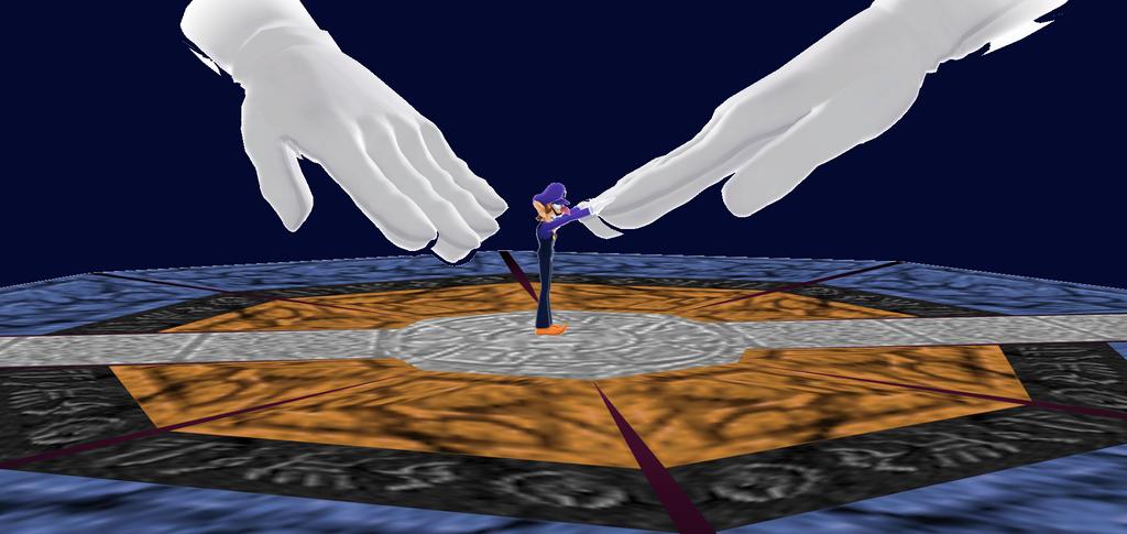 Please take me to Smash Bros!!! by SuperSmashCynderLum