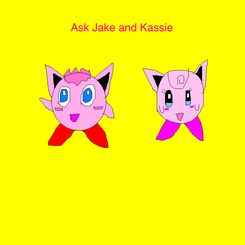 Ask Jake and Kassie by SuperSmashCynderLum