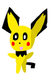 Pikachu colored Pichu