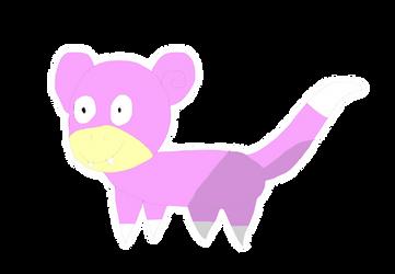 Slowpoke (Transparent)