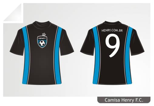 Henry Futebol Clube by rogerrdg
